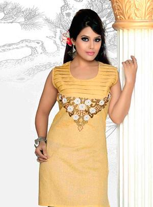 4c13854fc7c Модерен коктейл рокля от жаккардовой тъкани (памук + коприна) цвят стария  лен