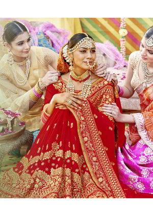 Индийские украшения – давайте удивим самих себя!