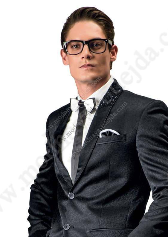 Модный галстук мужской